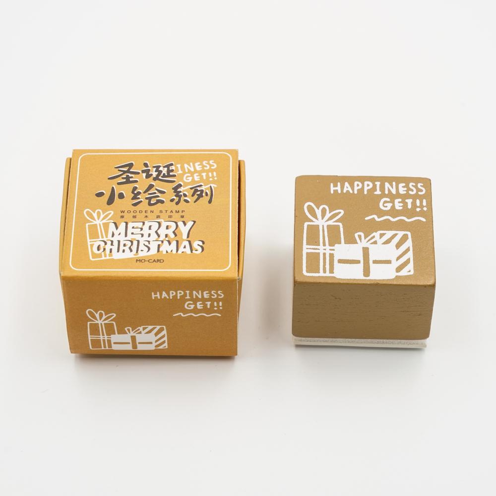 クリスマスのスタンプ MO・CARD (陌墨) プレゼント MMK09C210