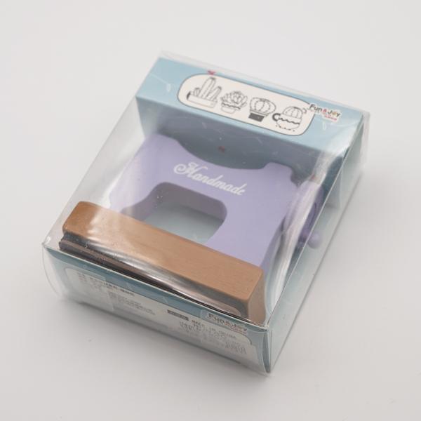 ミシン型スタンプ Fun & Joy サボテン Z0901-2