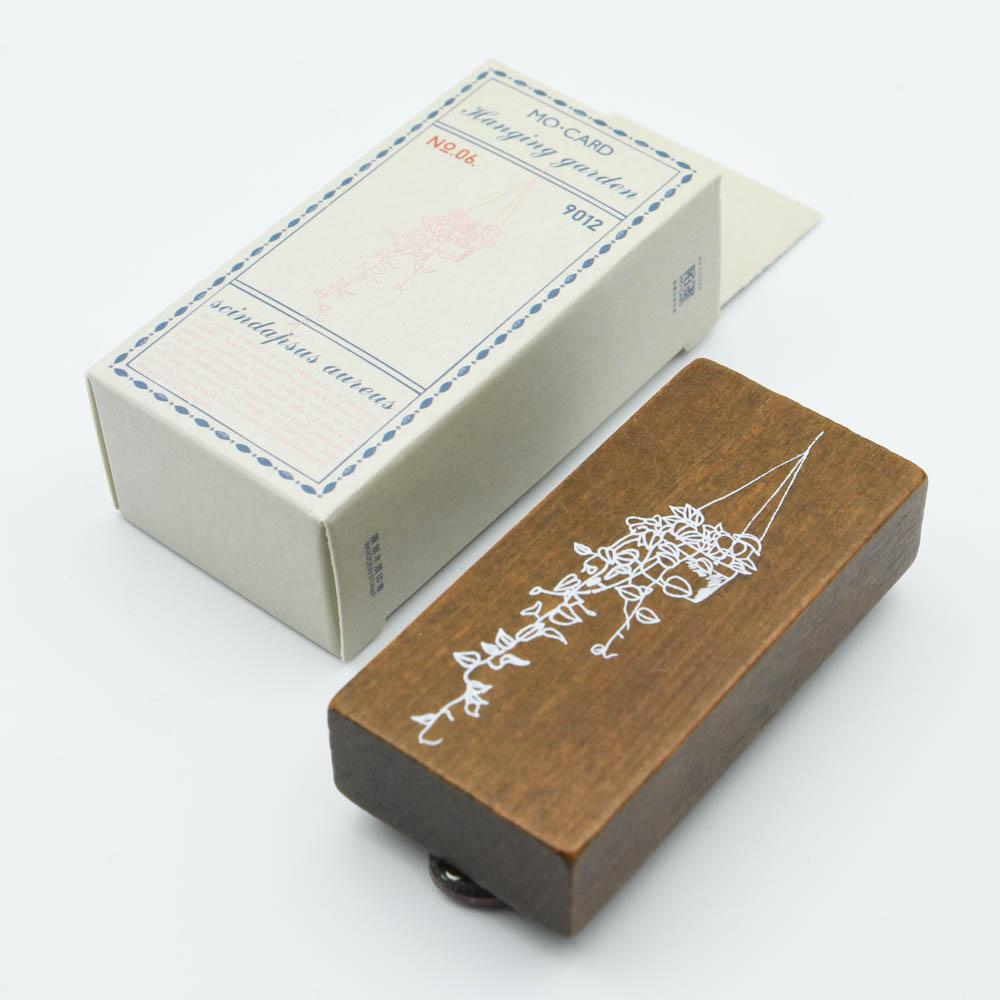 MO・CARD(陌墨)スタンプ 空中花園 No.06 MMK09C333