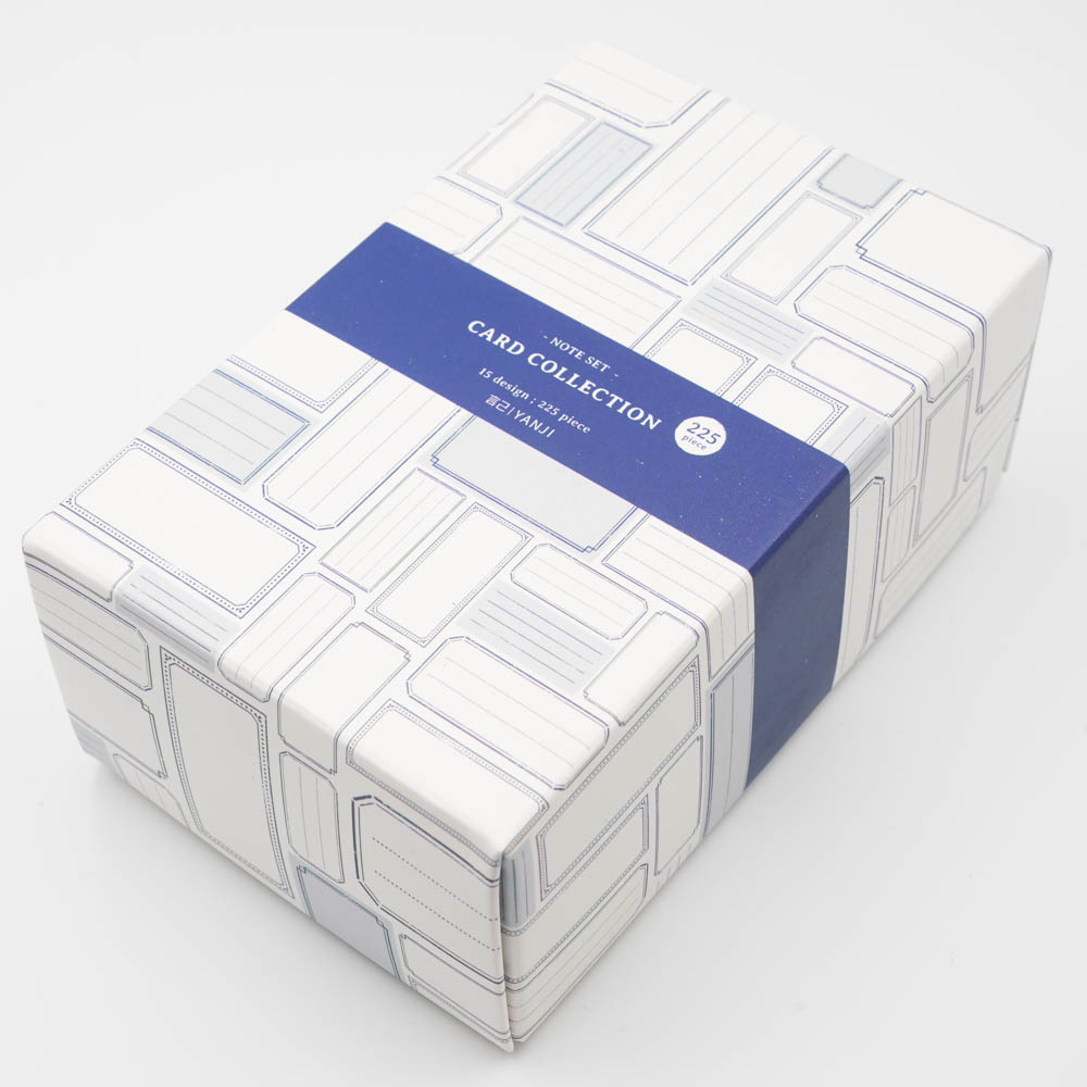 CARD COLLECTION カードBOX 浅色