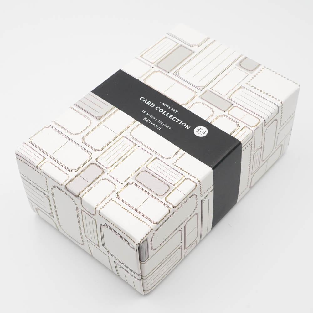 CARD COLLECTION カードBOX 深色