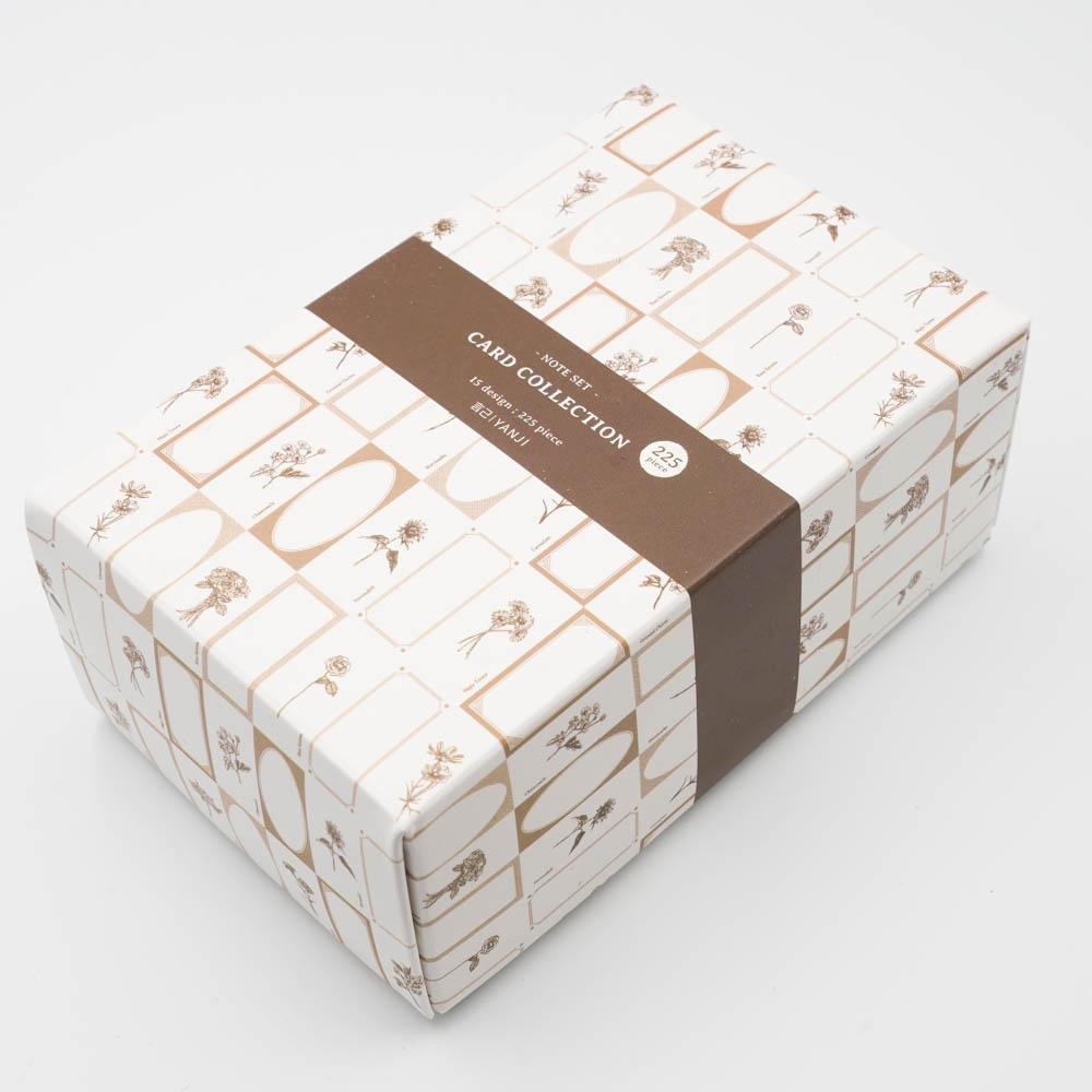 CARD COLLECTION カードBOX 花舞