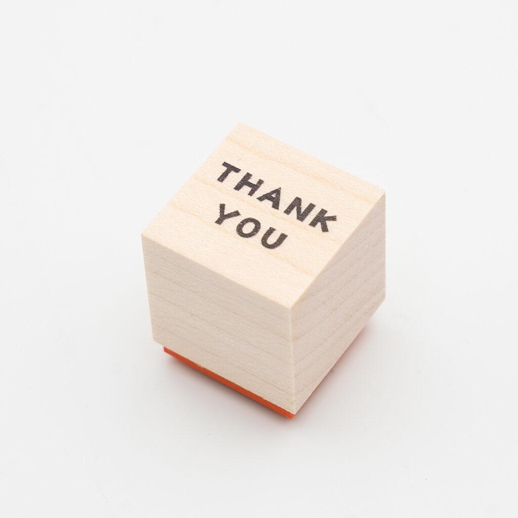 【RUNGOオリジナル】スタンプ・THANK YOU