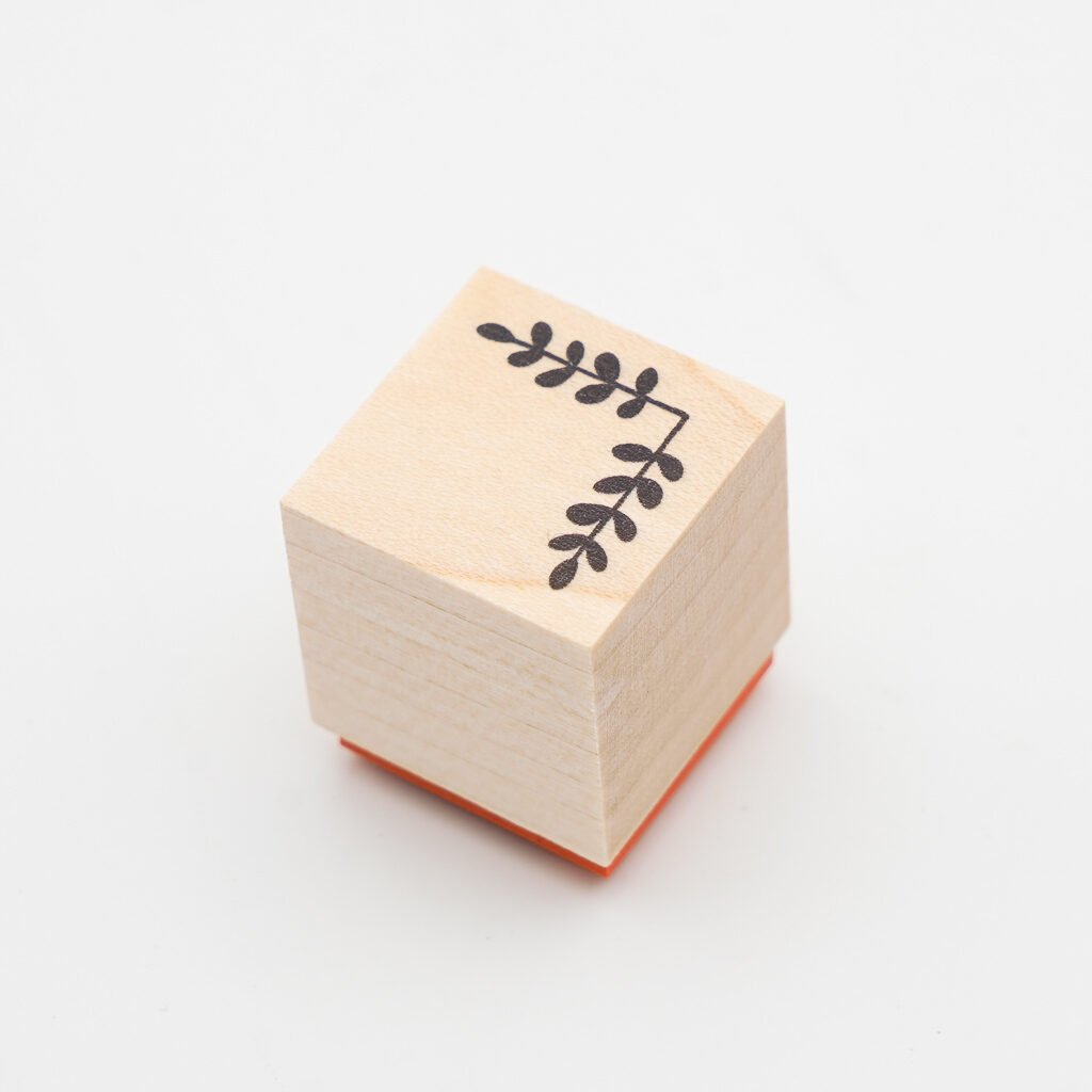 【RUNGOオリジナル】スタンプ・角フレーム02