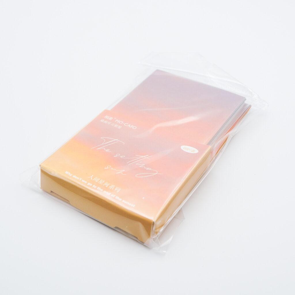 MO.CARD ミニ素材紙 061