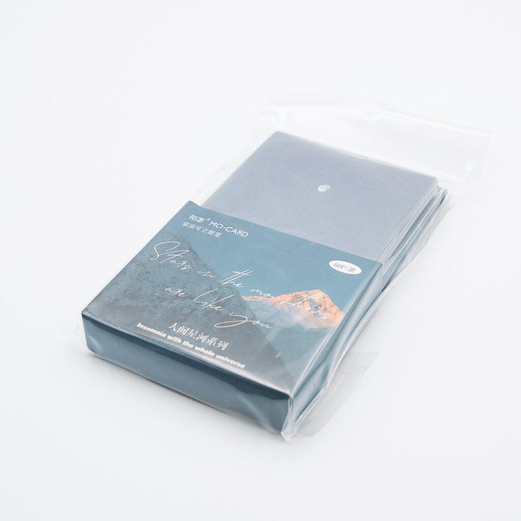 MO.CARD ミニ素材紙 064
