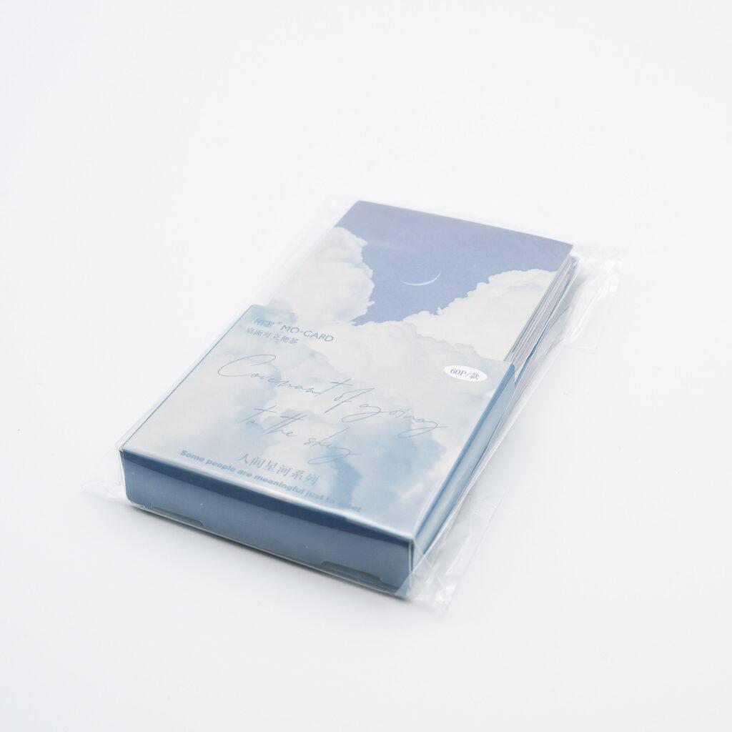 MO.CARD ミニ素材紙 066