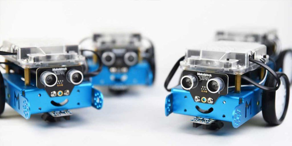小学生向けプログラミングロボット講座(mBot使用)