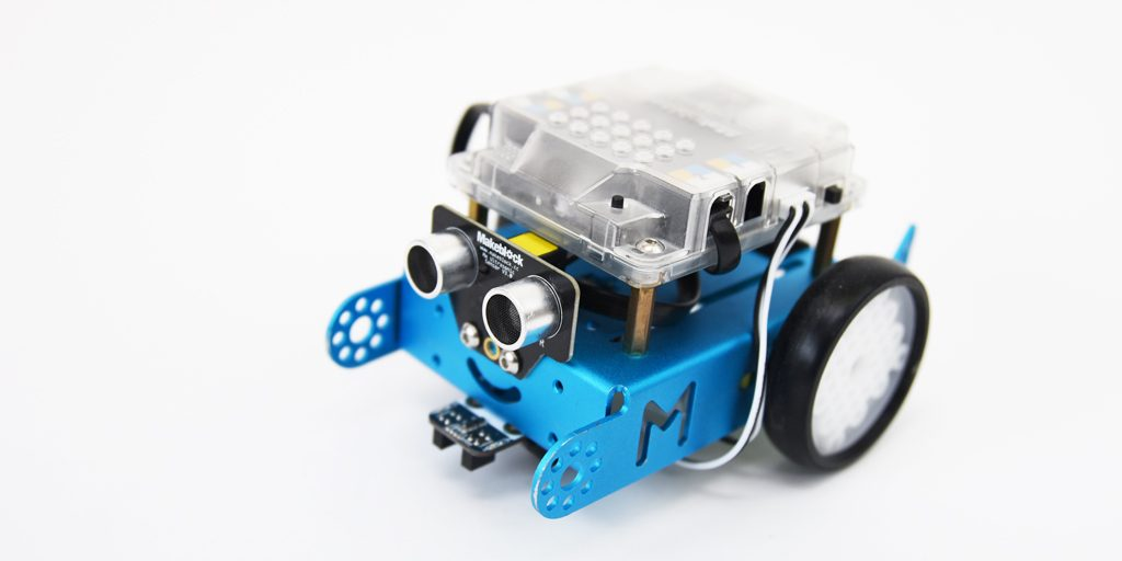 2/2(日)大垣市でmBotのプログラミングロボット講座