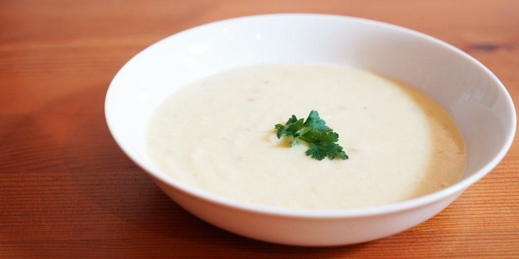 【vlog】焼き芋で作る豆乳さつまいもスープ