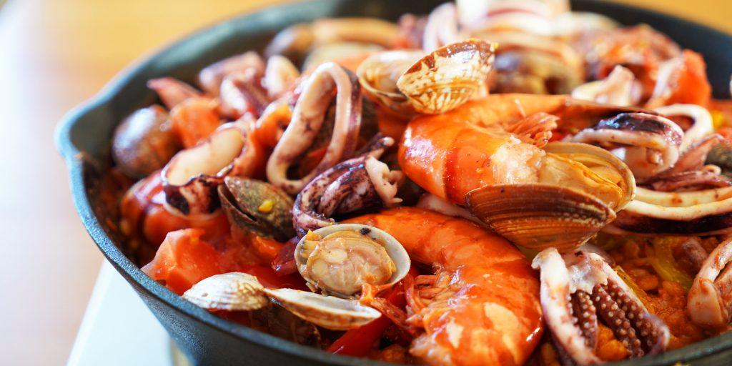 【スペイン料理】パエリア