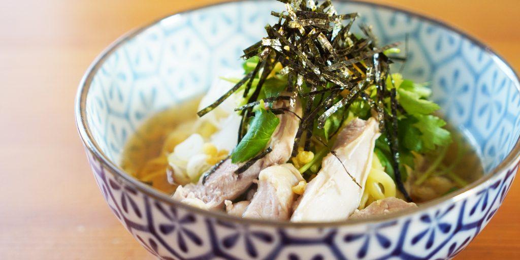 鳥中華 山形県の麺料理