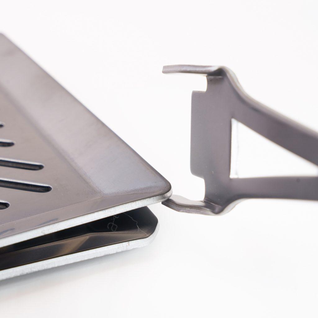 【Number55鉄板焼鉄の質問】重ねた鉄板の取り方